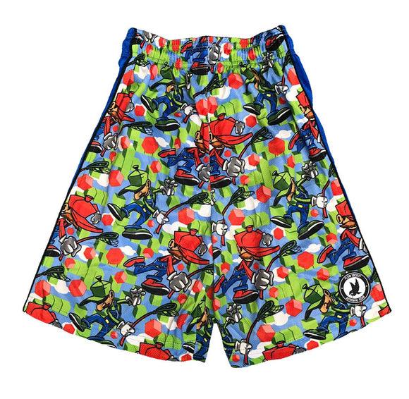 Flow Society - Super Flowtendo Boys Lacrosse Shorts
