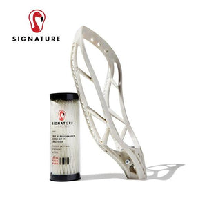Signature Contract Universal Lacrosse Head & Magik Mesh Kit v2