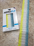 East coast Dyes Hero 2.0 lacrosse mesh ECD zone fade