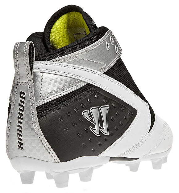 Warrior Burn 2nd Degree Mid Lacrosse Cleats