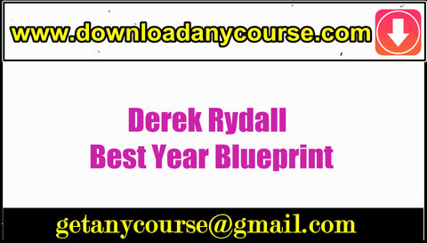 Derek Rydall – Best Year Blueprint