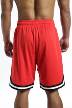 Phase Basketball Shorts - Red
