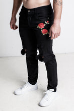 LUX Denim Jeans - Black