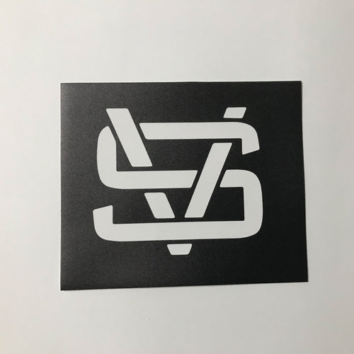 SV Car sticker