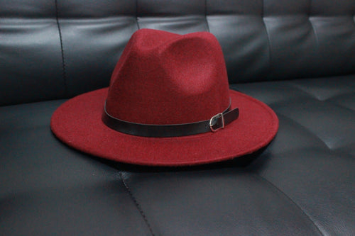 Fedora - Red Wine