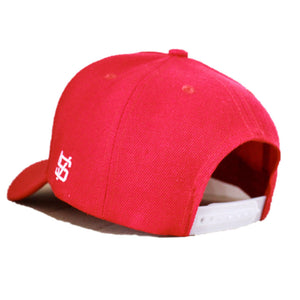 Cognac A-Frame Caps - RED