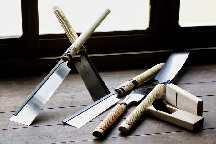 Do you know who are buying Japanese saw in Japan?