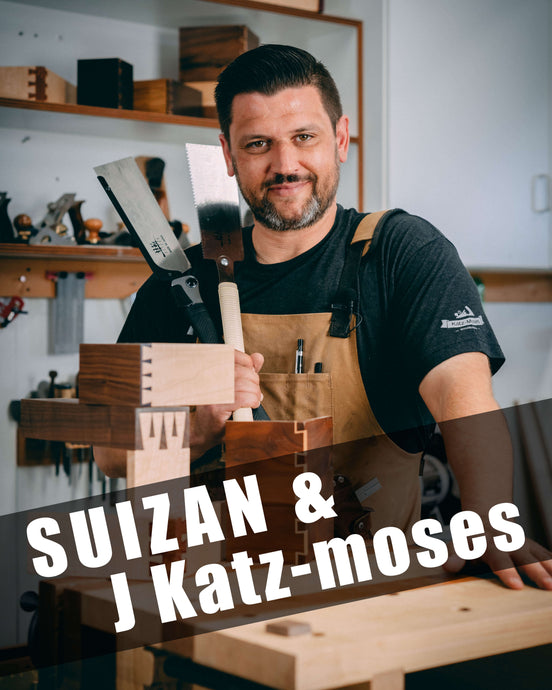 SUIZAN and Jonathan Katz-moses work together!