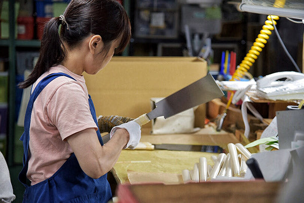 How to make SUIZAN – Japanese saws