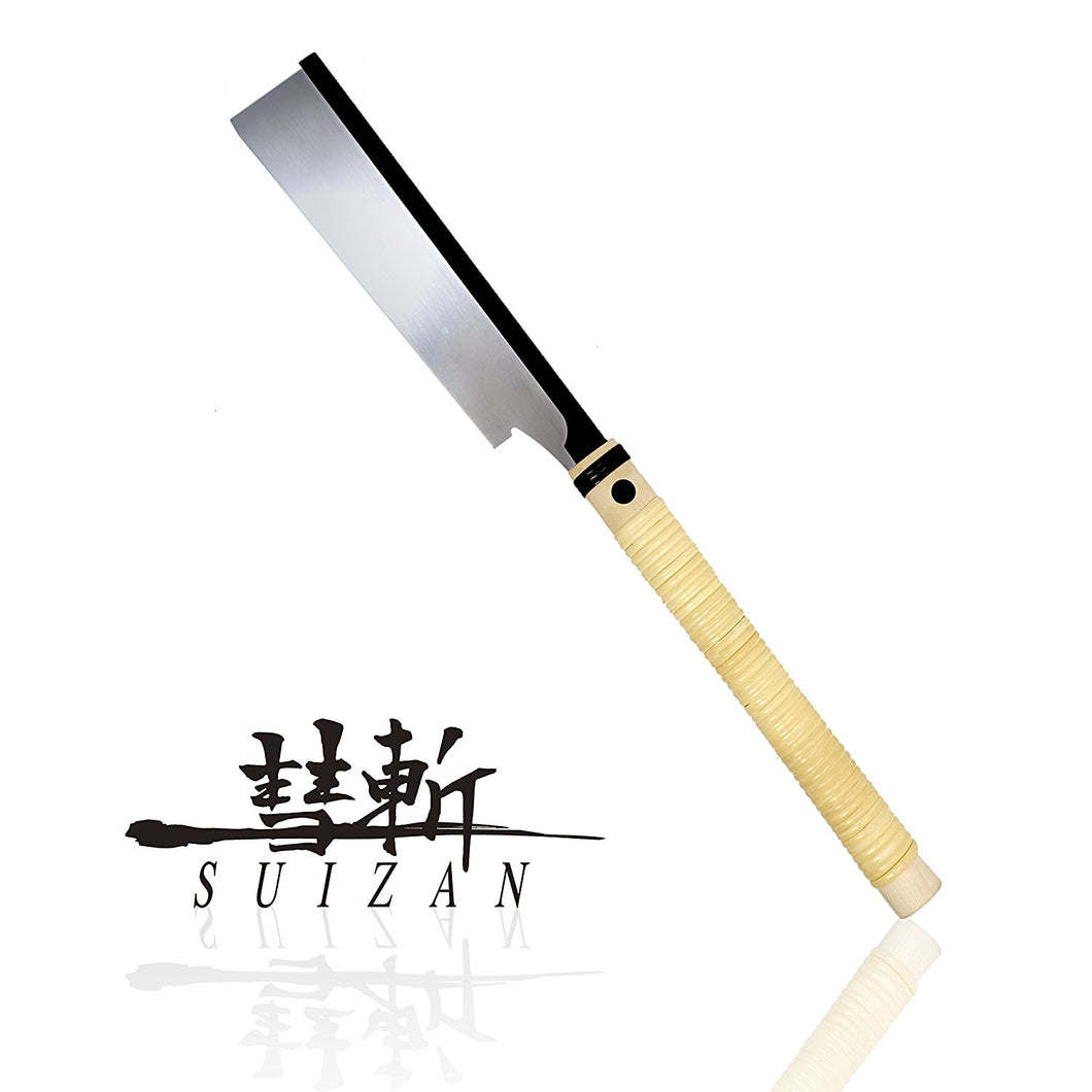 SUIZAN Japanese Saw ultra fine cut saw 8 inch Dozuki (Dovetail)
