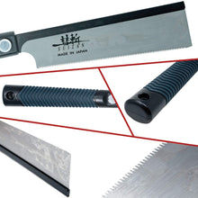 "SUIZAN Japanese Saw 7"" Dozuki (Dovetail) for Cross-cut, Rip-cut, Slant Cutting"