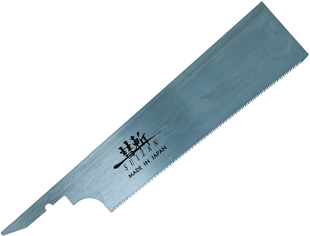 SUIZAN Replacement Blade for Japanese Saw 7 Inch Dozuki (Dovetail) Saw