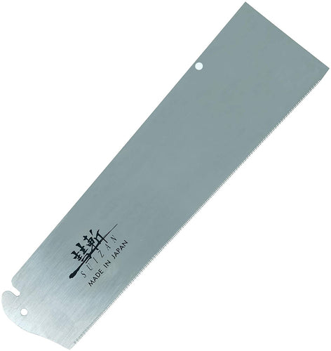 SUIZAN Replacement Blade for Japanese Saw Folding Dozuki (Dovetail) Saw 9.5 Inch