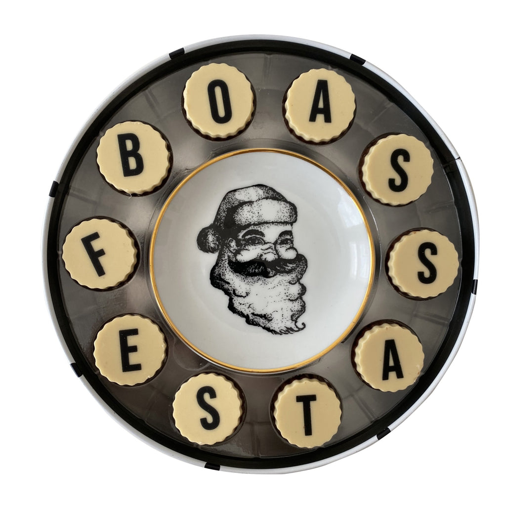 Lata bombons chocolate gift 300g - The Goodies Brasil