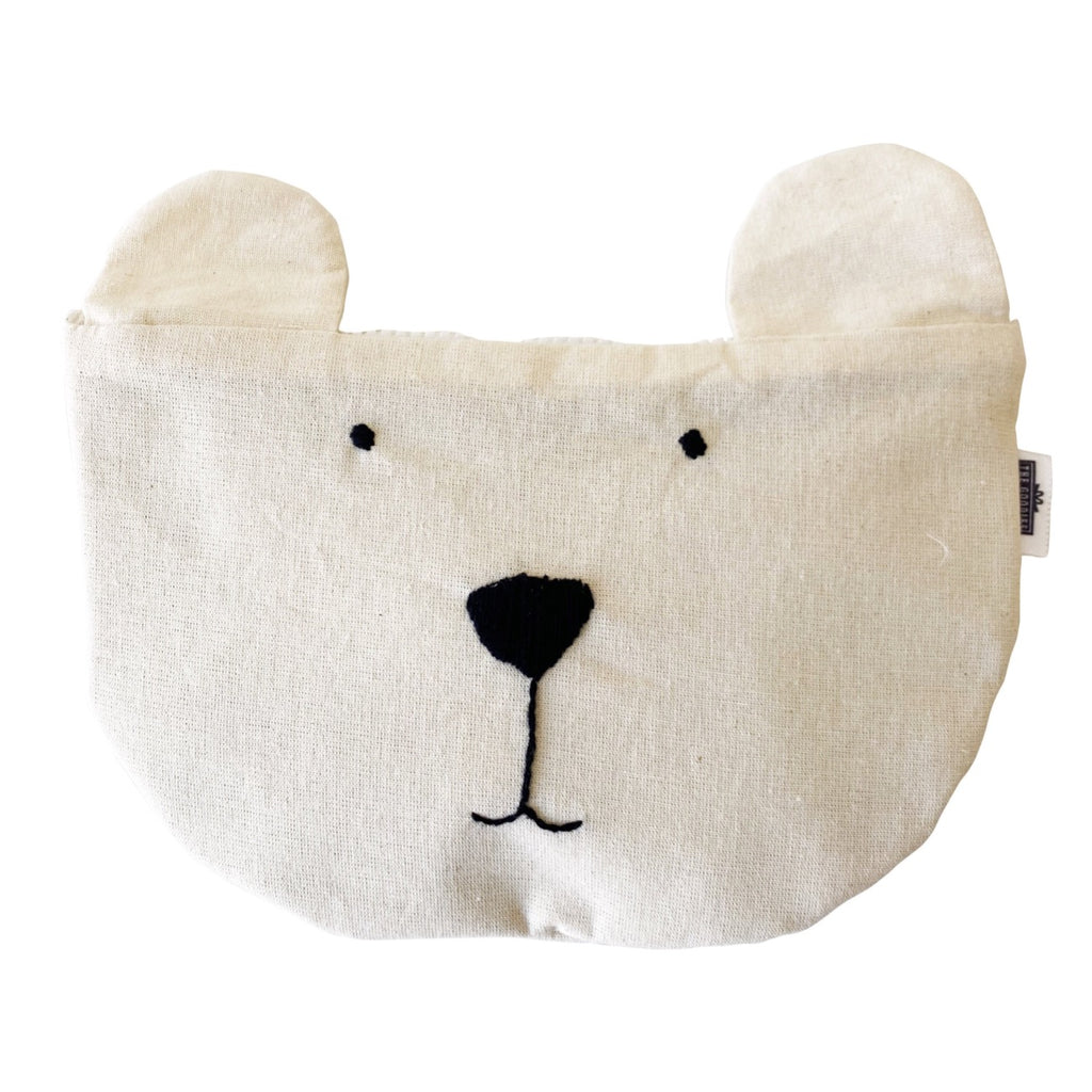 Necessarie com bordado de urso - The Goodies Brasil