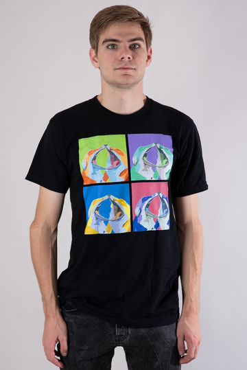 Pop Foxes Tee