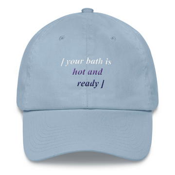 Yakuza Bath Dad Hat