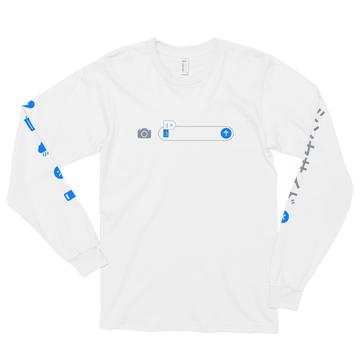 Auto Correct Long Sleeve