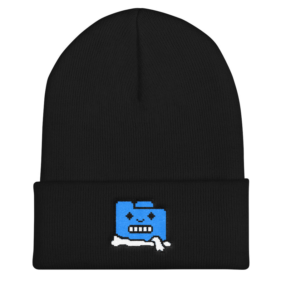 Frozen Filez Beanie