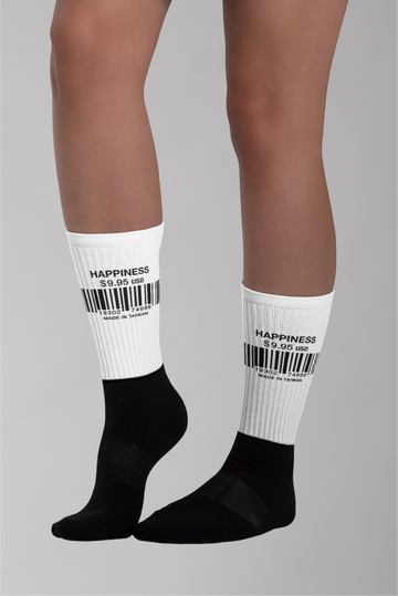 Price of Happiness Socks
