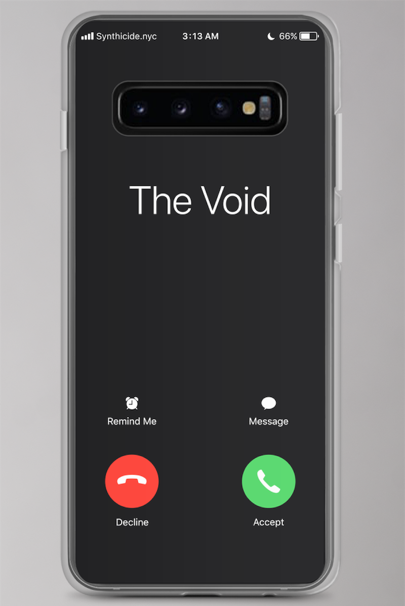 Call of the Void Samsung Case