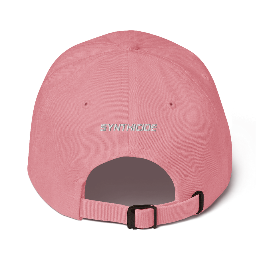 X-Files 95 Pink Dad Hat