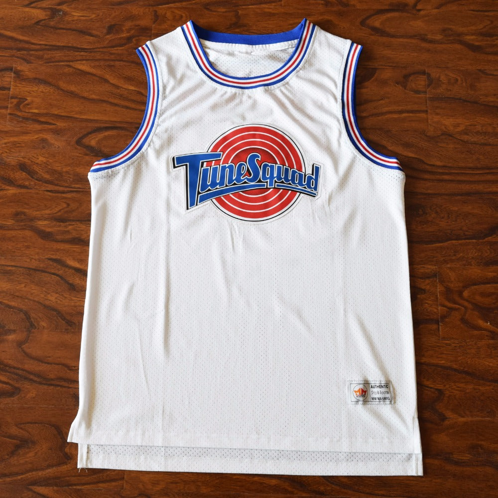 31635aa3e89a01 Tune Squad Space Jam Basketball Jerseys  17 Variations  - PhysiqAttire
