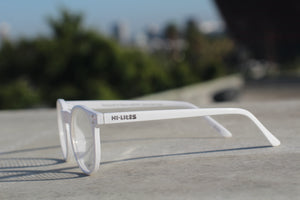 HI-LITES™ First Editions - WHITE / HEARTS