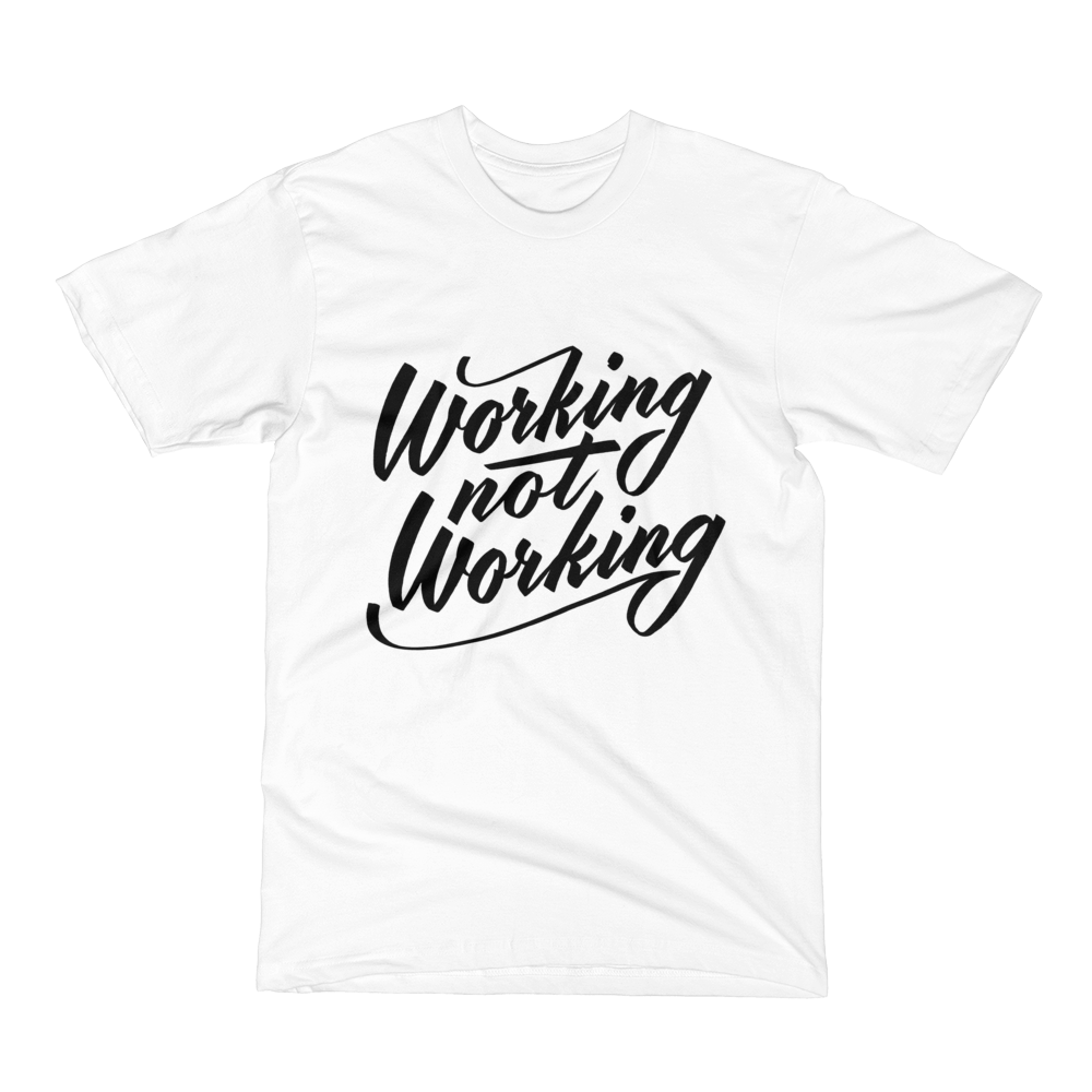 Working Not Working by Jen Mussari