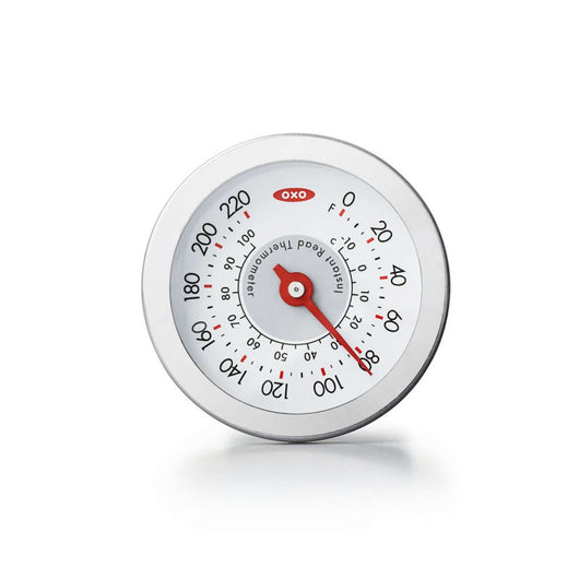 OXO Chef's Precision Leave-In Meat Thermometer Displays Accurate And Precise
