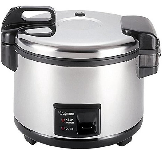 Zojirushi 20 Cups NSF 1300 W Electric Commercial Rice Cooker & Warmer NYC-36 NEW