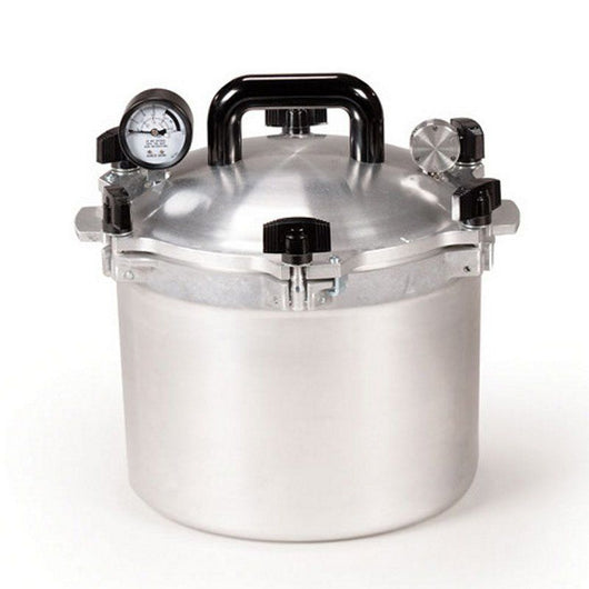 All American 915 15 Qt Heavy Cast Aluminum Pressure Cooker / Canner  NEW