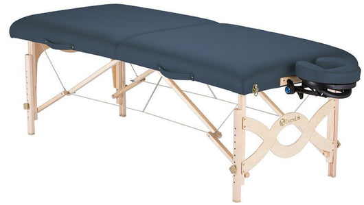 Earthlite Avalon XD Portable Massage Table Package w/ Headrest 1/2 Reiki 1/2 STD