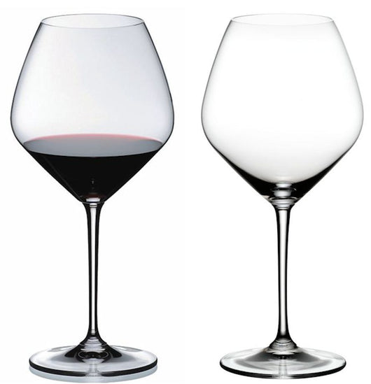 Riedel Vinum Extreme Pinot Noir 2 Piece Red Wine Glass Set 4444/07 NEW
