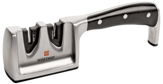 Wusthof IkonTwo levels Manual Knife Sharpener New