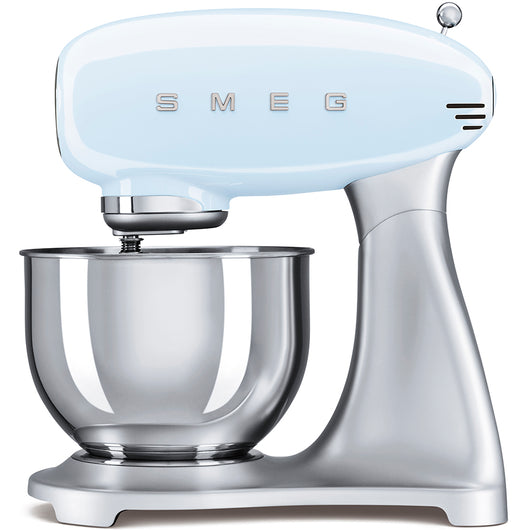 50's Retro Style Aesthetic Stand Mixer - Pastel Blue