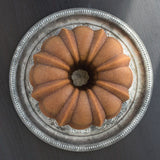 Cast Aluminum Bronze Cast Bundt Pan