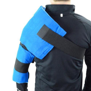 Athletic Shoulder Ice Wrap | Perfect for Pitchers