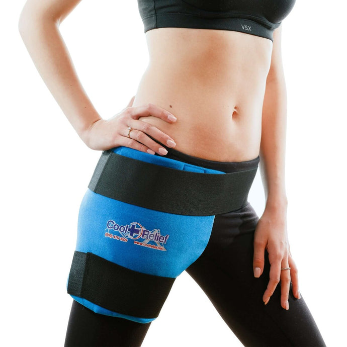 Soft Gel Hip Ice Pack Wrap - Cool Relief Ice Wraps