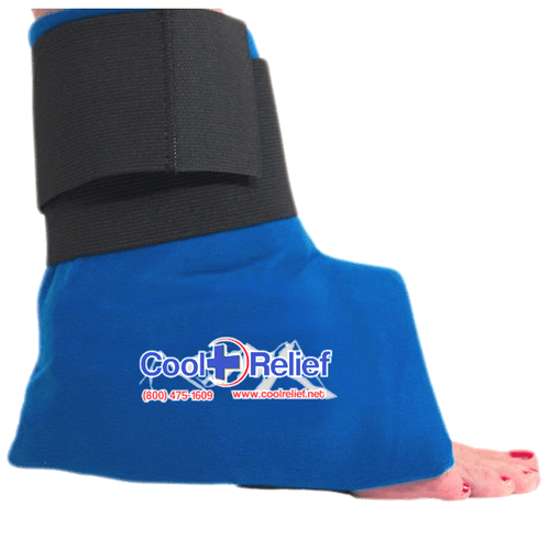 Ankle Ice Pack by Cool Relief