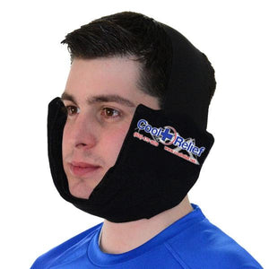 Flexible Jaw Ice Wrap - Cool Relief Ice Wraps