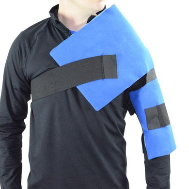 Flexible Shoulder Ice Wrap