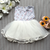 Babylah.com - Summer Floral Print Tulle Dress