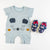 Babylah.com - Comfy Cute Animal Romper
