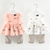 Babylah.com - Cute Cloud Print & Shorts 2-piece Set