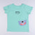 Babylah.com - Cute Front Pocket Round Neck Tee