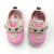 Babylah.com - Cute Little Elephant Velcro Shoes (Pink)