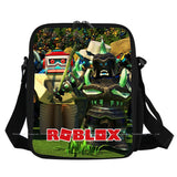 Roblox Waterproof Game Design Lunch Box