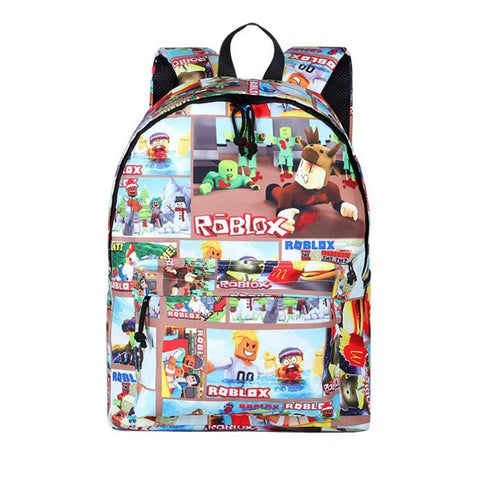 Nylon Roblox Backpack