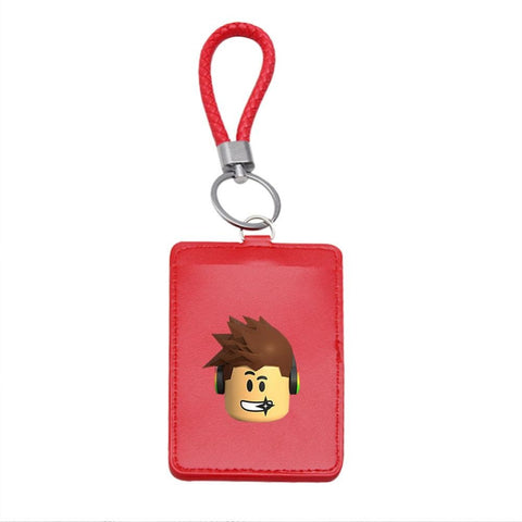 Roblox Credit Card Holder Keyring